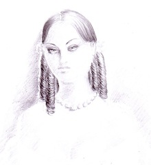 Portretul unei dominte