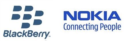 Nokia and RIM