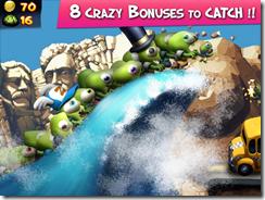 8 قوى خارقة إضافية يمكنك الحصول عليها فى لعبة تسونامى الزومبى Zombie Tsunami