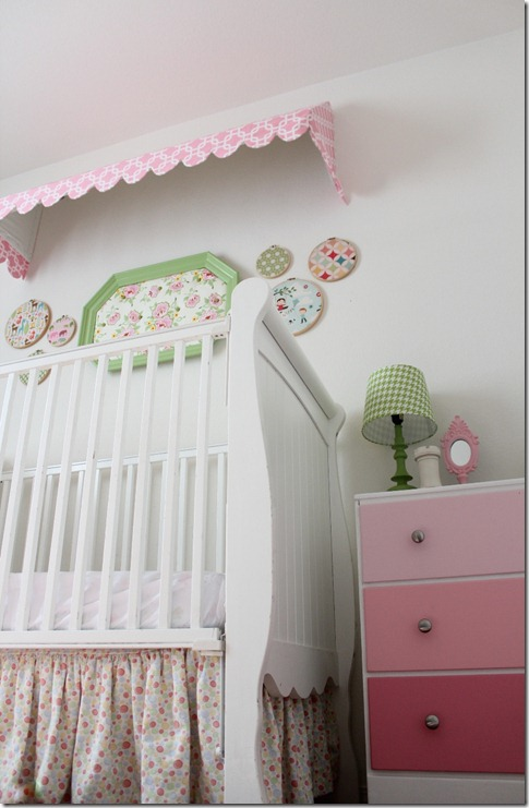 Baby nursery color scheme