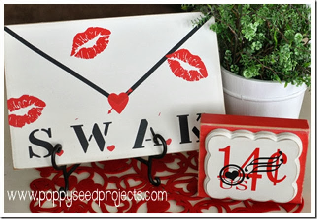 DIY Valentine Projects - Sealed With a Kiss Envelope and Stamp_edited-1