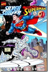P00006 - Marvel vs DC - Silver Surfer &amp; Superman.howtoarsenio.blogspot.com