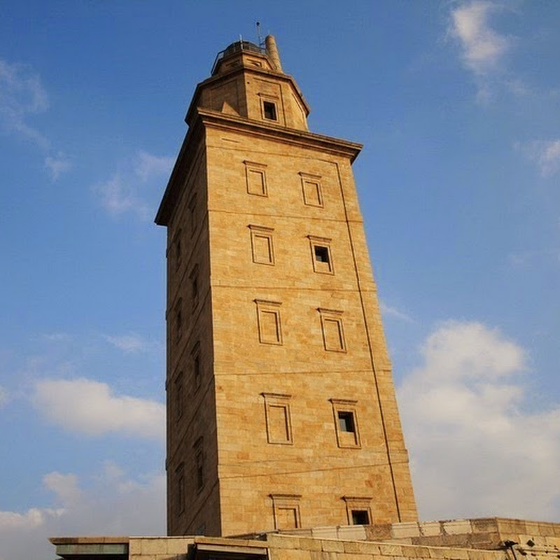 Tower of Hercules: A 2nd Century Lighthouse Still in Use