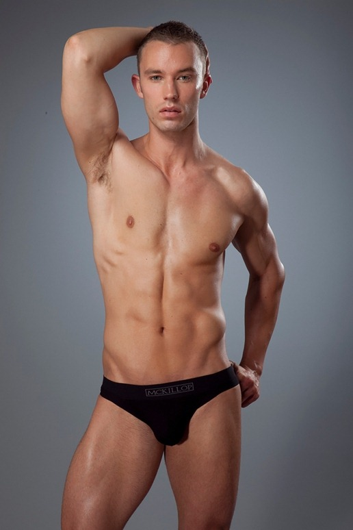 sexy guy for mckillop underwear