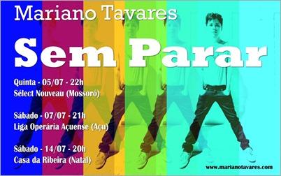 Mariano Tavares - Sem Parar