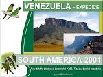 Jižní Amerika (Venezuela,2001)