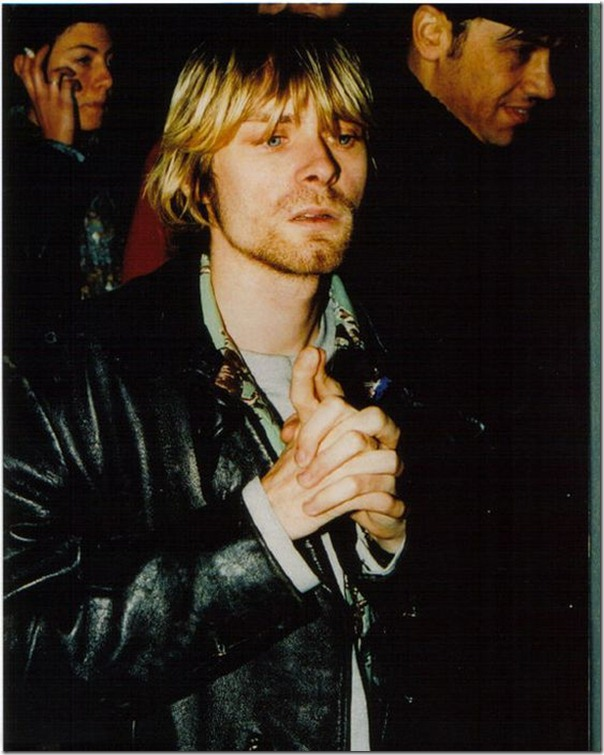 Raras fotografias de Kurt Kobain (7)
