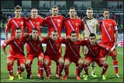 Selección de Rusia, Mundial Brasil 2014