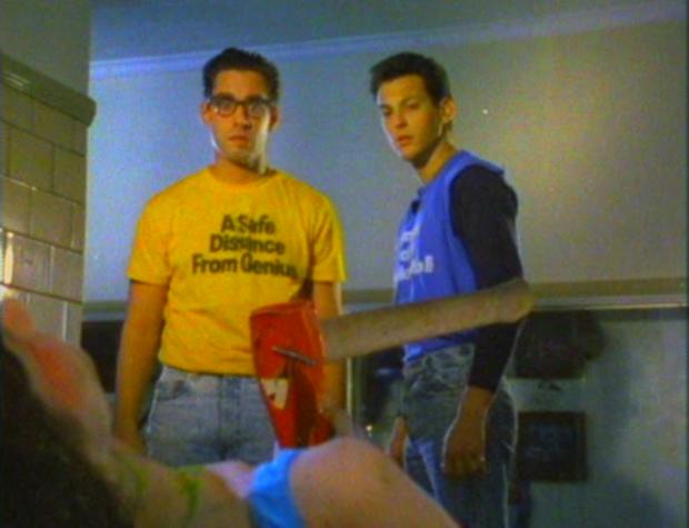 ghoul school 1990 1
