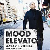 Mood Elevator 6 maart 4 jaar met carl craig