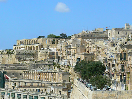 Malta Travel: La Valletta, the capital of Malta