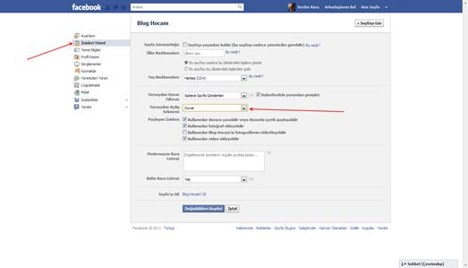 FBML İle Facebook Sayfasına Hoşgeldiniz Sekmesi Ekleme