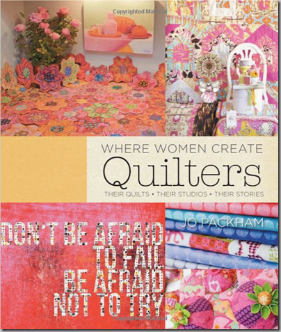 WWC Quilters book inside