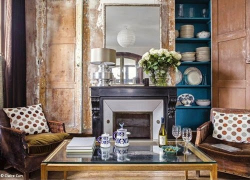 Daring colors home decorating styles 2015
