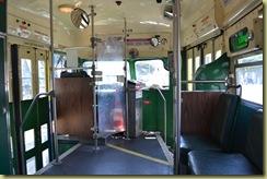 Streetcar inside
