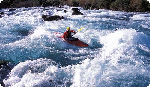 neuquen kayak
