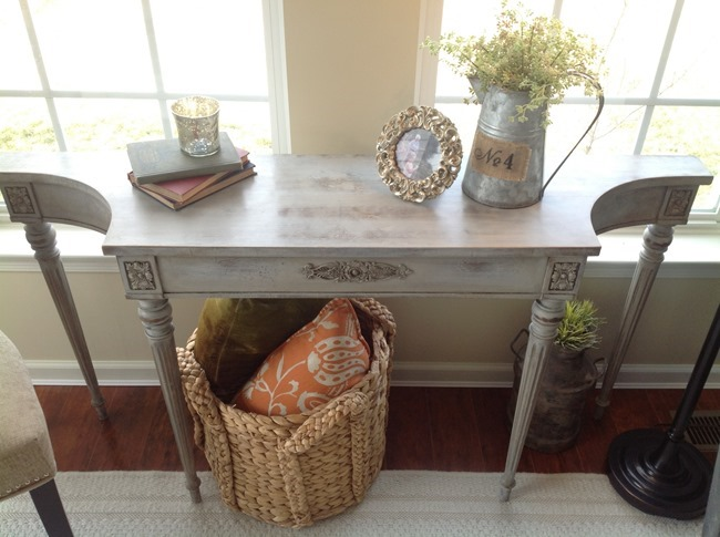 Annie Sloan Chalk Paint Table
