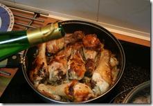 cuixes de pollastre amb ceba ( (7)