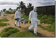 A dicembre migliaia contagi da virus Ebola
