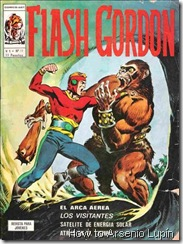 P00019 - Flash Gordon v1 #19