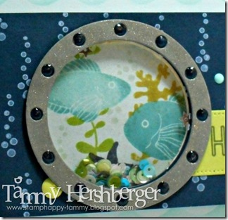 Catered Crop Shaker Card close-up by Tammy Hershberger