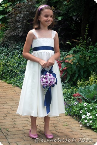 Domestic bliss flower girl dresses for two even lovely dresses and having an amazing photographer doesnt guarantee that you can capture 4 kids smiling at the same time still i appreciate having a mightylinksfo