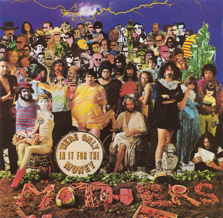 Frank Zappa - We're only in it for the money - front.jpg