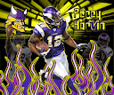 Percy Harvin VikingsAndroid wallpaper by eyebeam