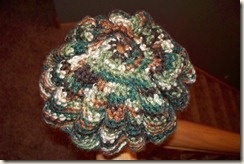 Crocheting by Melissa