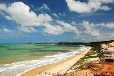 praia deserta paradisíaca nordeste