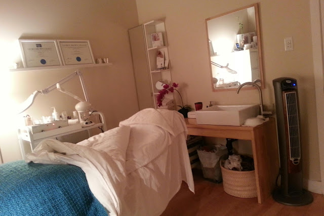 The beauty room in Toronto
