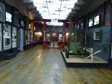 Obiective turistice Belarus: Muzeul Razboi Mondial