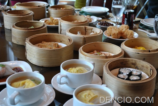 Xin Tian Di Restaurant Dim Sum Buffet unlimited 28