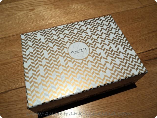 Joliebox December Beauty Box