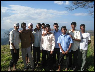 Syro-Malabar Junior Seminarians