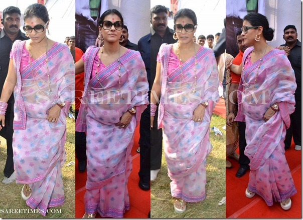 Kajol_Designer_Saree