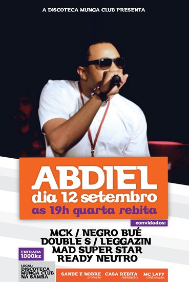 Abdiel-X-Show