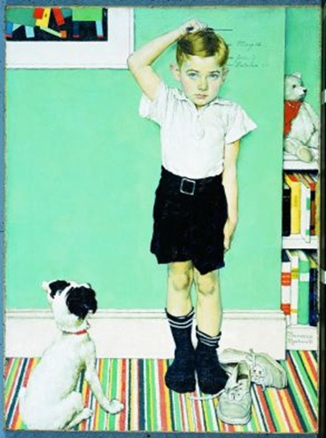 Norman-Rockwell-Taller