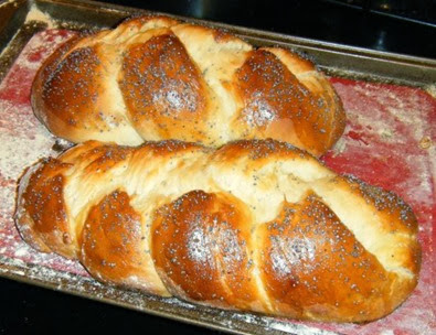 Artisan Bread in Five Minutes a Day Challah Bread