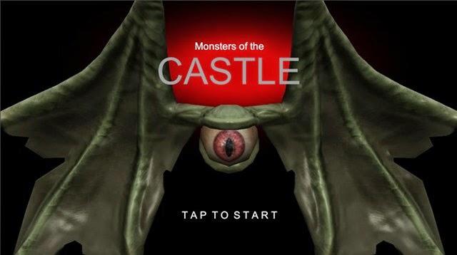 لعبة قلعة الوحوش Monsters of the Castle لويندوز 8