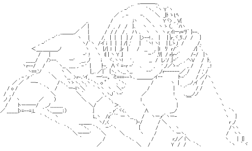 巴マミとキュゥべえ 寝る(魔法少女まどか☆マギカ)