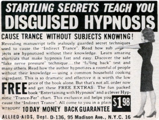 hypnosis day world