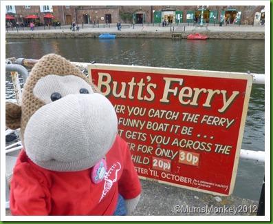 Butt's Ferry Bristol