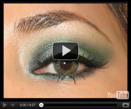 Video maquillaje paso a paso para ojos cursos de for Como maquillar ojos ahumados paso a paso