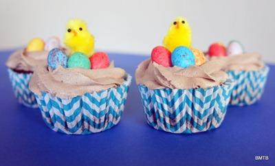 Easter Cucpakes 1