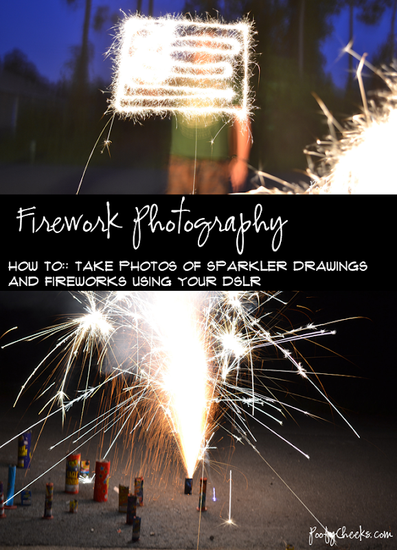 How To: Take Firework Photos using your DSLR