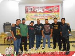 Hari Kesehatan Nasional Indonesia ke 49 Tahun Deja Vu Band From Kuansing Live Performance
