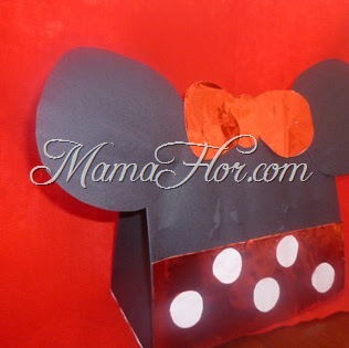 Souvenir de la Minnie
