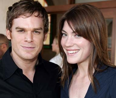 Dexter-and-Debra-Morgan