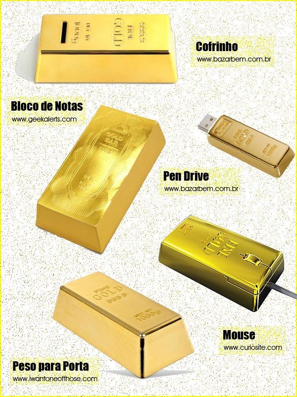 Barra-de-Ouro-Cofrinho-Pen-Drive-Bloco-Notas-Mouse-Peso-Porta